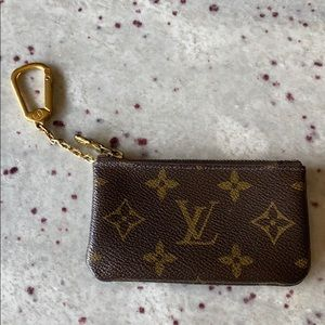 Louis Vuitton ID holder / Key Pouch Monogram